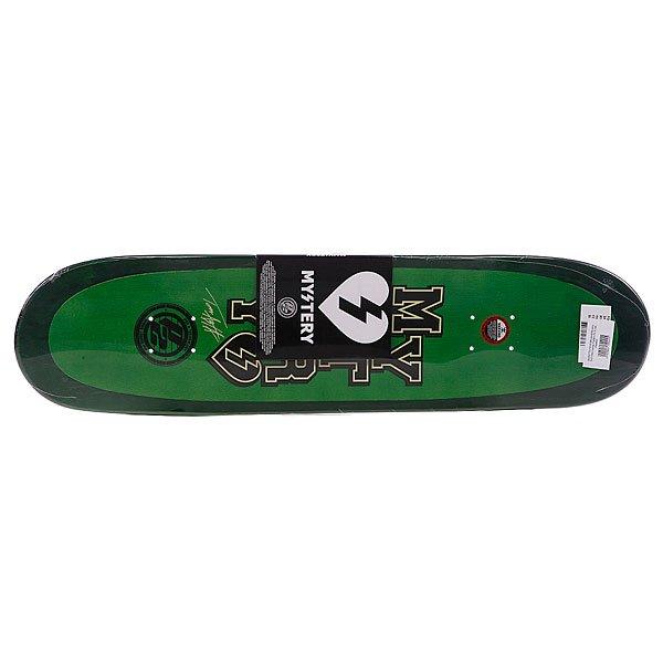 Дека для скейтборда для скейтборда Mystery Su3 Asta Varsity Pattern P2 8.125 (20.6 см) Proskater.ru 3560.000