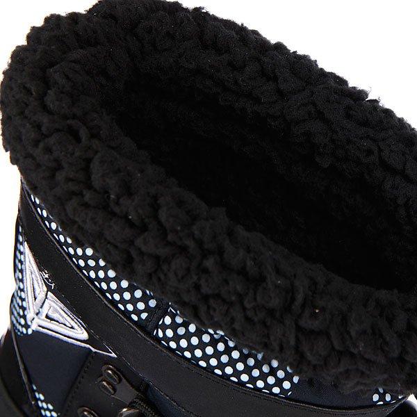 Сапоги зимние женские Roxy Terry True Black Proskater.ru 2139.000