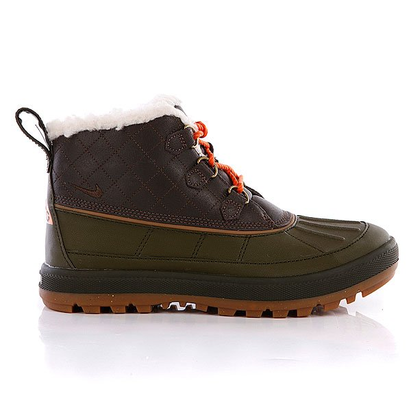 Ботинки зимние женские Nike ACG Woodside Chuka 2 Baroque Brown/Baroque Brown Proskater.ru 2819.000