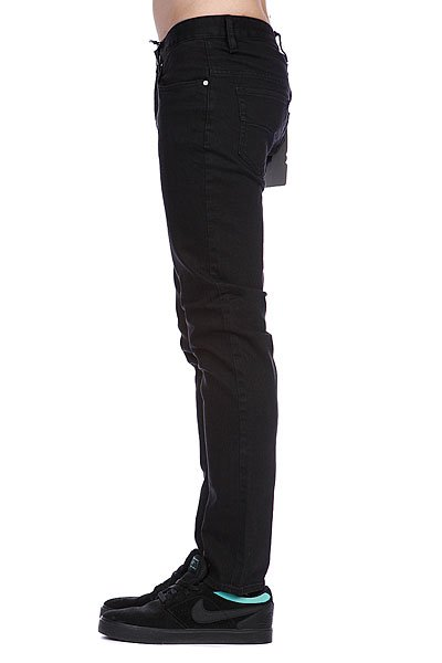 Джинсы Circa Select Slim Denim Black Overdye Proskater.ru 5780.000