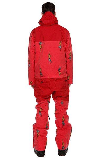 Комбинезон Airblaster Freedom Suit Red Cheebrah Proskater.ru 14340.000