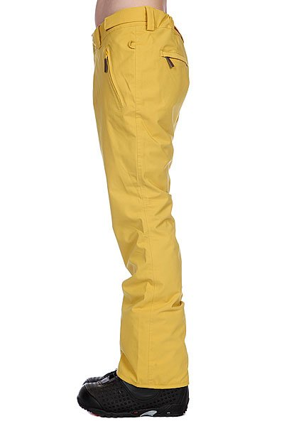 Штаны сноубордические Quiksilver Tribute 10K Pnt Oil Yellow Proskater.ru 5569.000