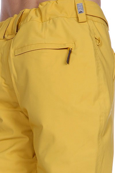 Штаны сноубордические Quiksilver Tribute 10K Pnt Oil Yellow Proskater.ru 5569.000