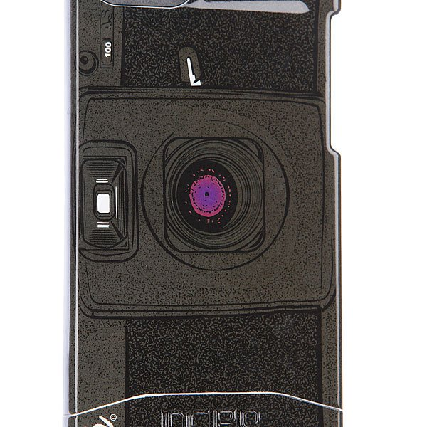 Чехол для Iphone Cliche Camera V2 Edge Iphone 5 Black Proskater.ru 2010.000