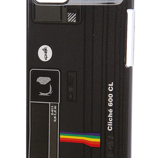 Чехол для Iphone Cliche Polaroid Feather Iphone 5 Incipio Black Proskater.ru 1650.000