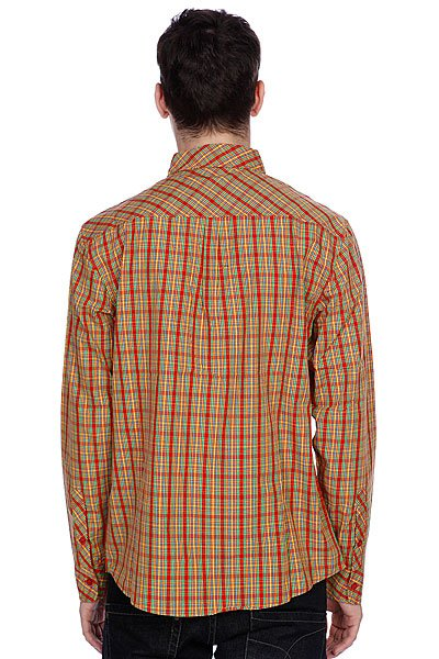 Рубашка в клетку Enjoi Plaid Out Spectrum Proskater.ru 1139.000