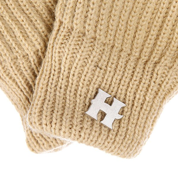 Варежки женские Harrison Beatrice Gloves Beige Proskater.ru 450.000