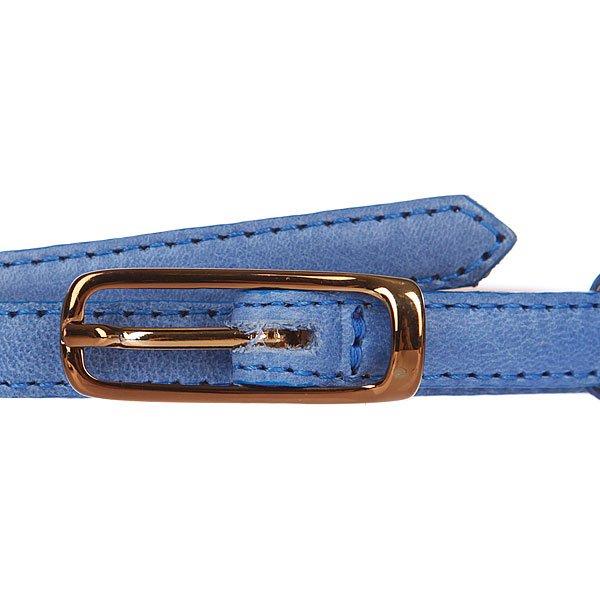 фото Ремень женский Le Mont St Michel Bellis Belt Box Blue - картинка [2]