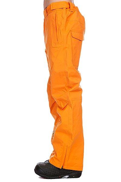 Штаны сноубордические Colour Wear Base Pant Rusty Orange Proskater.ru 6280.000