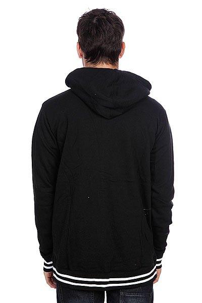 Куртка бомбер Colour Wear Varsity Jacket Black Proskater.ru 4120.000