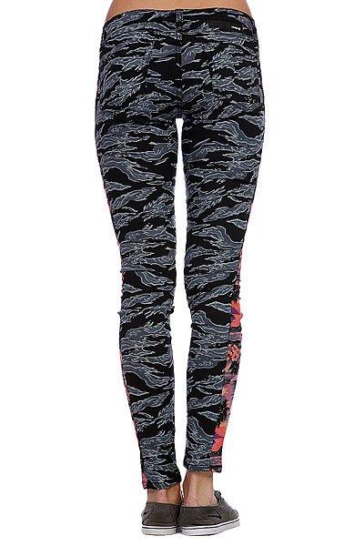 Штаны женские Hurley Camaro Skinny Tux Legging Htrd Tropics Proskater.ru 3920.000