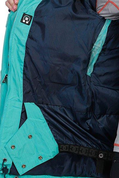 Куртка женская DC Liberty 14 Aqua Green Proskater.ru 7949.000