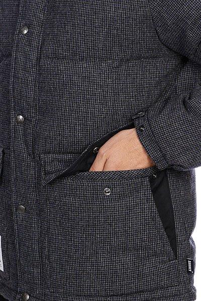 Куртка Addict Down Jacket Tweed Edition City Tweed Proskater.ru 12600.000