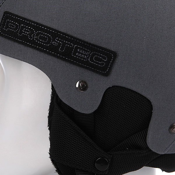 Шлем для сноуборда Pro-Tec B2 Snow Grey Army Canvas Proskater.ru 5100.000