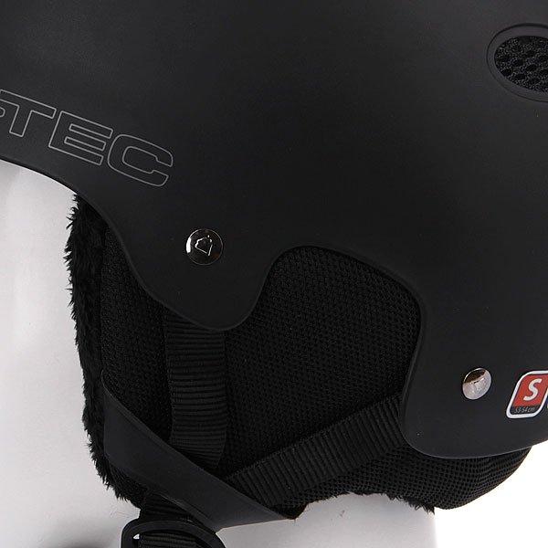 Шлем для сноуборда Pro-Tec B2 Snow Matte Black Proskater.ru 5100.000