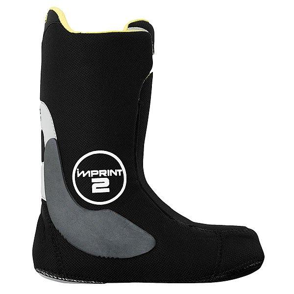 Ботинки для сноуборда Burton Rampant True Black N Yellow Proskater.ru 8679.000