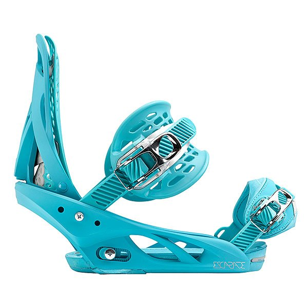 Крепления женские Burton Escapade The Teal Deal Proskater.ru 11069.000