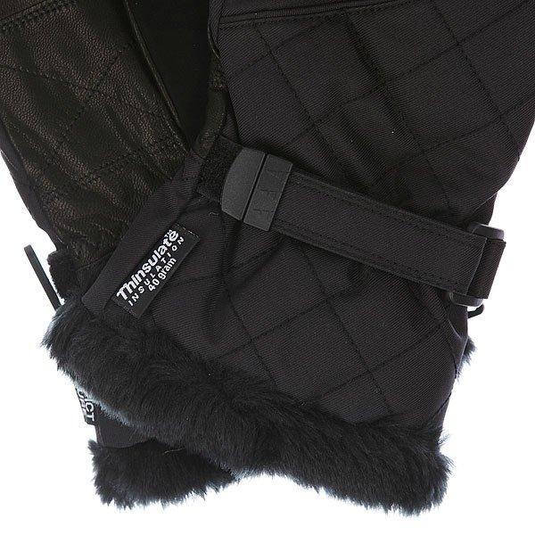 Варежки сноубордические женские Picture Organic Moufle Black Proskater.ru 2690.000