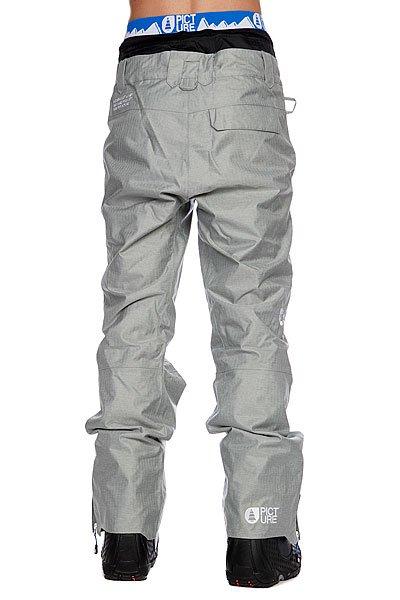Штаны сноубордические Picture Organic Bioceramic Profile 2 Pant Grey Proskater.ru 9340.000
