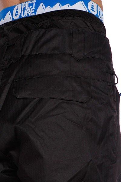 Штаны сноубордические Picture Organic Bioceramic Profile 2 Pant Black Proskater.ru 9340.000