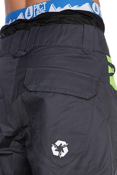 Штаны сноубордические Picture Organic Alaska Pant Grey Proskater.ru 10000.000