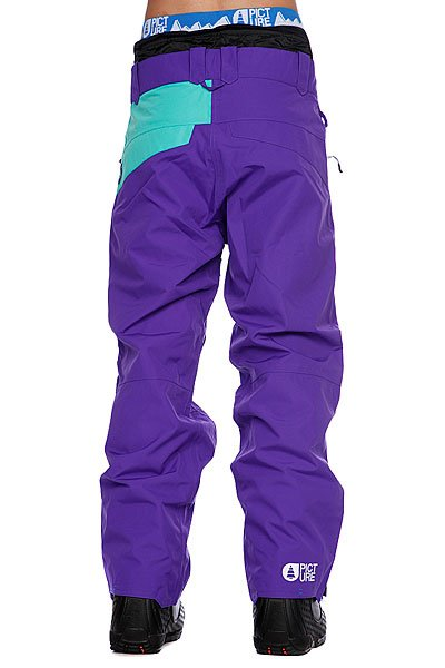 Штаны сноубордические Picture Organic Bioceramic Matt Pant Purple Proskater.ru 10300.000