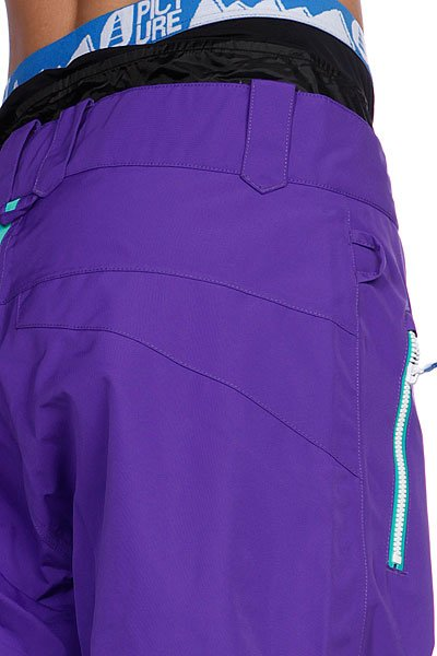 Штаны сноубордические Picture Organic Bioceramic Matt Pant Purple Proskater.ru 10300.000