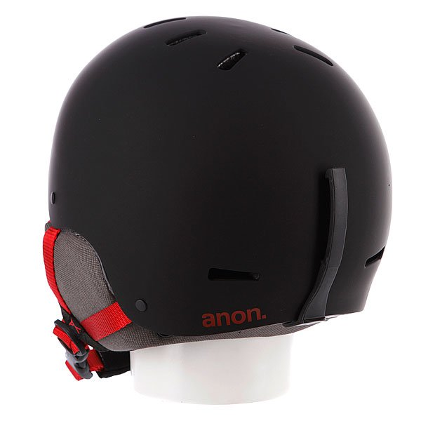 Шлем для сноуборда Anon Raider Black/Red Proskater.ru 2879.000