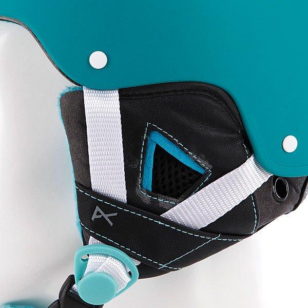 Шлем для сноуборда женский Anon Lynx Green Proskater.ru 3539.000