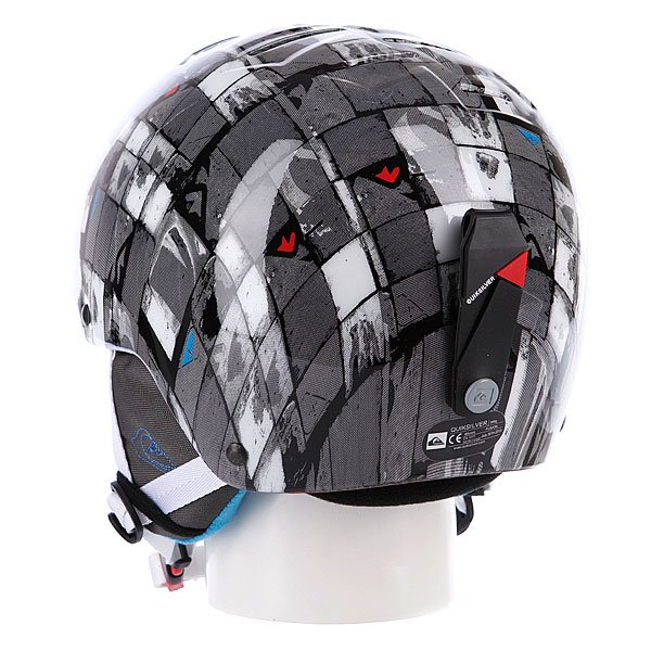 Шлем для сноуборда Quiksilver Fusion Grey Proskater.ru 3780.000