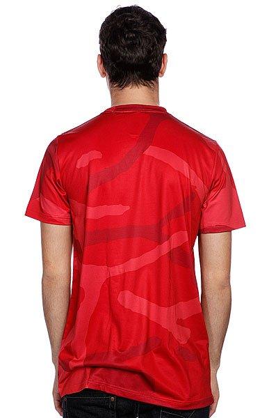 Термобелье (верх) DC Aravis Red Camo Proskater.ru 1450.000