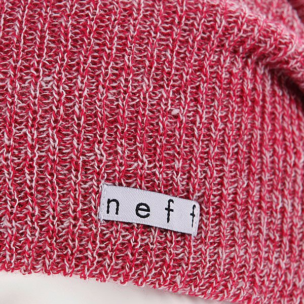 Шапка носок Neff Daily Heather Pink/White Proskater.ru 1000.000