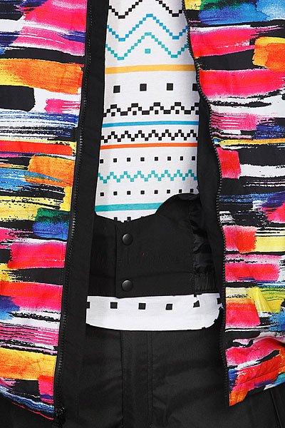 Куртка Neff Triple Paint Proskater.ru 8609.000