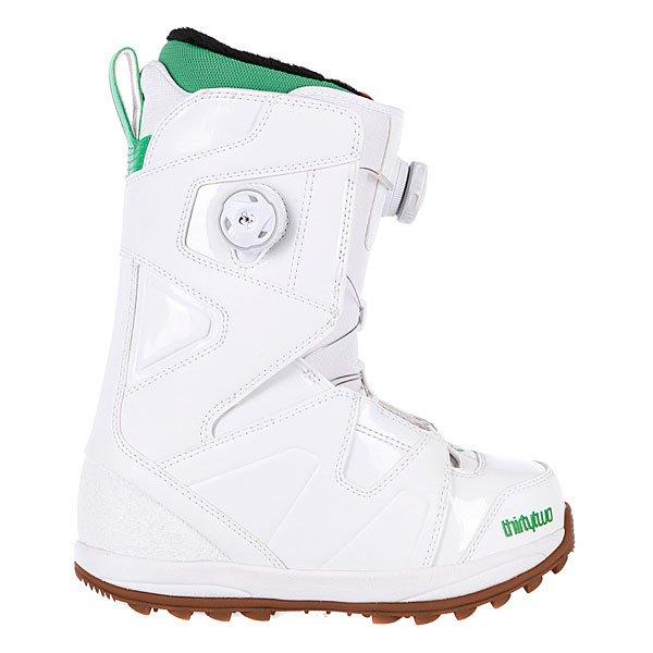 Ботинки для сноуборда женские Thirty Two Binary Boa White Proskater.ru 15000.000