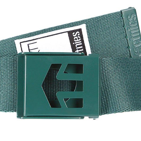 Ремень Etnies Staplez Classic Belt Forrest Proskater.ru 1090.000