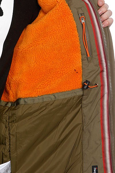 Куртка парка Think Pink Olivine Proskater.ru 11850.000