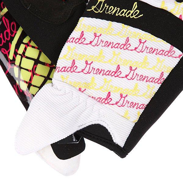 Перчатки сноубордические женские Grenade Script Black Proskater.ru 2370.000