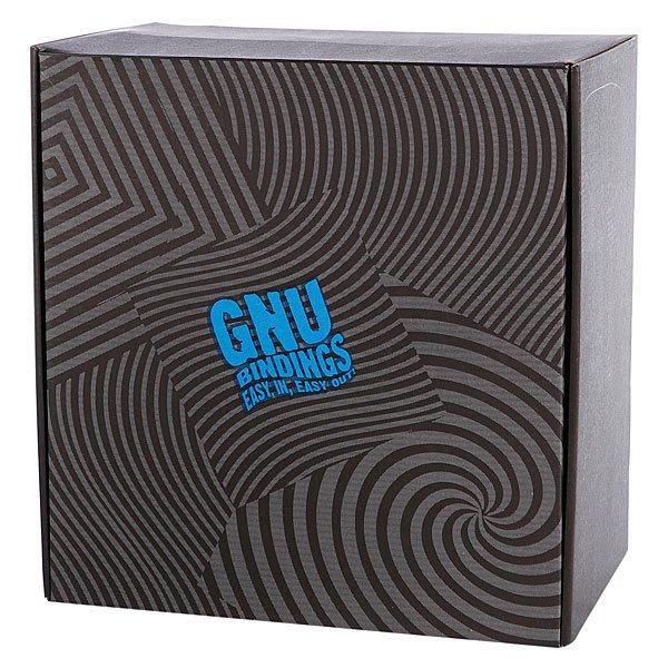Крепления GNU Mutant Black Proskater.ru 8389.000