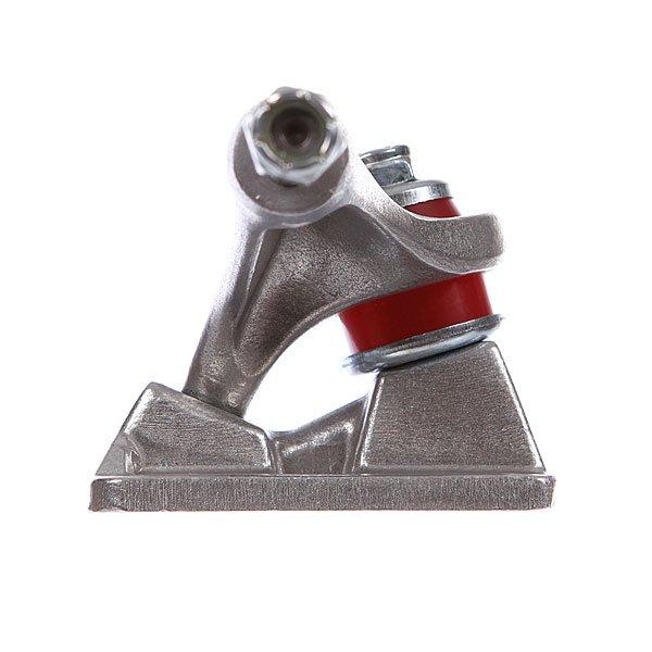 Подвески для скейтборда 2шт. для скейтборда Rebels Maiden Silver/Red 139 Standart 8 (20.3 см) Proskater.ru 1900.000