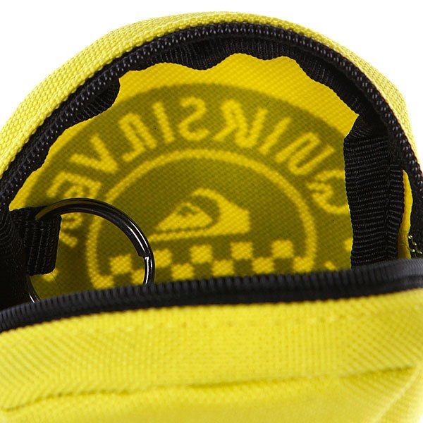 фото Кошелек мужской Quiksilver Ruling Class Zest Yellow - картинка [4]