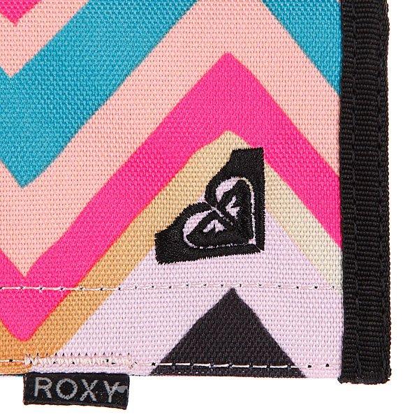 фото Кошелек женский Roxy Small Beach Tropical Pink - картинка [2]