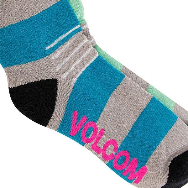 Носки женские Volcom Soul Tech Sock Teal Proskater.ru 939.000