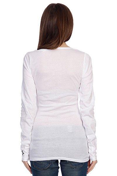 Лонгслив женский K1X Shorty Henley White Proskater.ru 2070.000