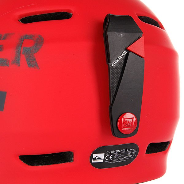 Шлем для сноуборда Quiksilver Wildcat Red Proskater.ru 4580.000