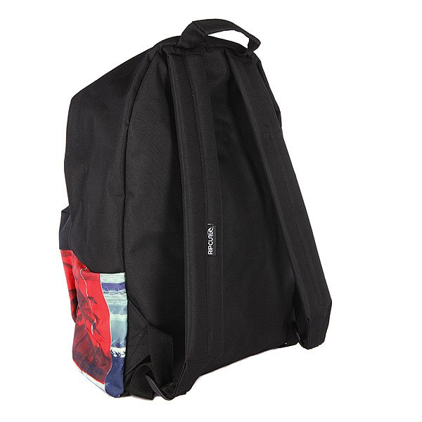 Рюкзак Rip Curl Dome Graphic Shoot Black Proskater.ru 1519.000