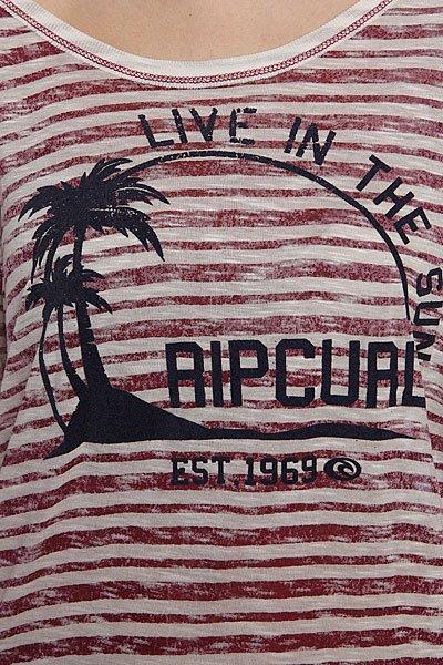 Топ женский Rip Curl California Sleeve Tee Boysenberry Proskater.ru 1709.000