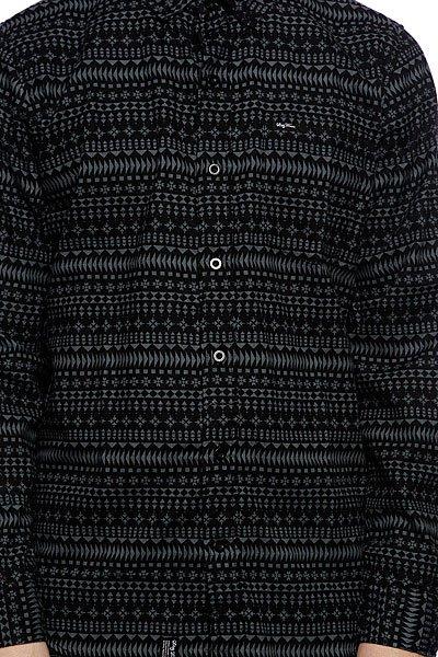Рубашка LRG Artek Ls Woven Black Proskater.ru 4760.000