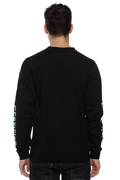 Толстовка Diamond Certified Crew Neck Black Proskater.ru 3600.000