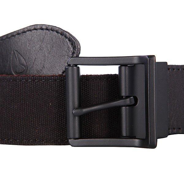 Ремень Nixon Belfast Flip Belt Black/Purple Proskater.ru 1650.000