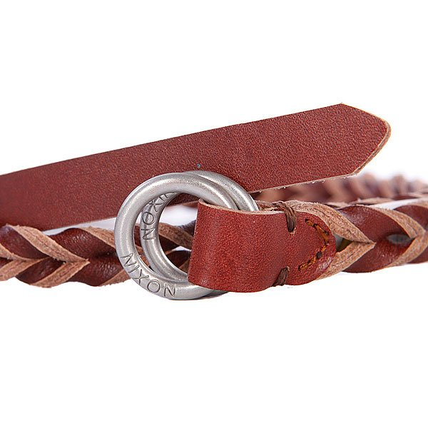 Ремень женский Nixon Get It Skinny Belt Honey Brown Proskater.ru 1750.000